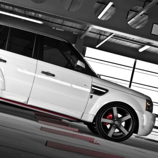 Free Range Rover Sport 3.0TD V6 Picture for iPad Air