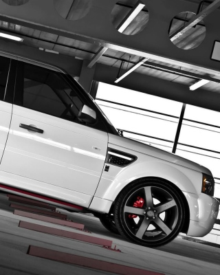 Range Rover Sport 3.0TD V6 Picture for iPhone 3G