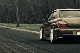 Subaru Impreza Wallpaper for Android, iPhone and iPad