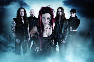 Xandria Wallpaper for Android, iPhone and iPad