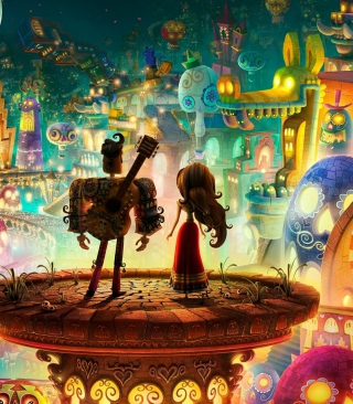 Book Of Love - Boxtrolls Background for 240x320
