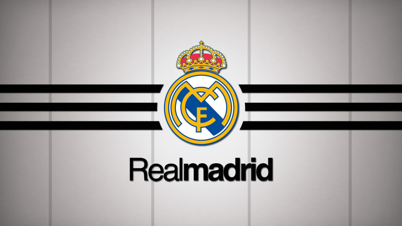 Screenshot №1 pro téma Real Madrid Logo 1280x720