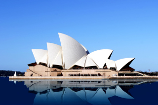 Sydney Opera House Wallpaper for 1200x1024