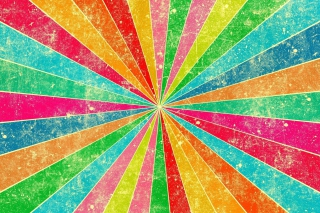 Colorful Beams - Fondos de pantalla gratis