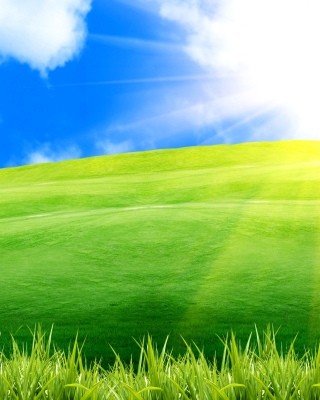 Positive Motivational Windows Background for Nokia X3