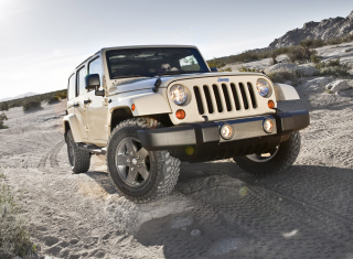 Jeep Wrangler sfondi gratuiti per cellulari Android, iPhone, iPad e desktop