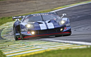 Free Ford GT FIA GT1 Picture for Android, iPhone and iPad