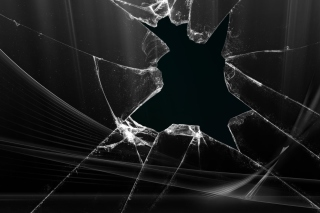 Broken Glass Background for Android, iPhone and iPad