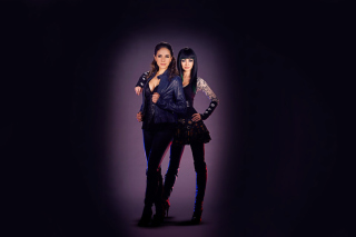 Lost Girl with Anna Silk and Ksenia Solo Background for Android, iPhone and iPad