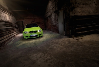 Free BMW 1 Series M Coupe Picture for Android, iPhone and iPad