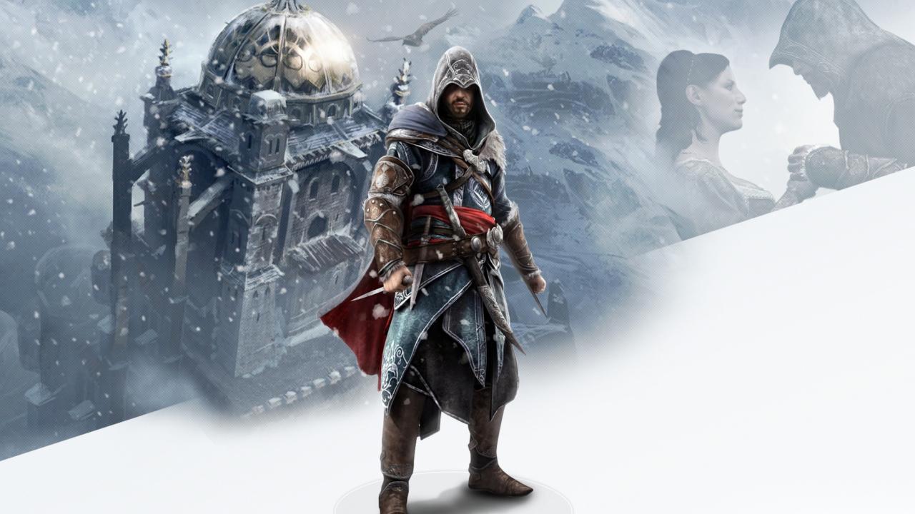 Ezio Assassins Creed Revelations