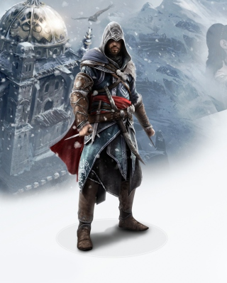 Ezio Assassins Creed Revelations sfondi gratuiti per 480x800