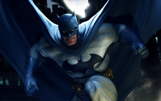 Batman Dc Universe Online sfondi gratuiti per cellulari Android, iPhone, iPad e desktop