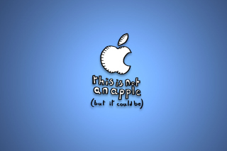 This Is Not An Apple - Fondos de pantalla gratis