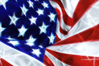 USA Flag Celebration Wallpaper for Android, iPhone and iPad