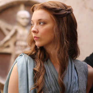 Game of thrones Margaery Tyrell, Natalie Dormer papel de parede para celular para iPad 3
