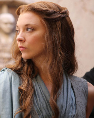 Kostenloses Game of thrones Margaery Tyrell, Natalie Dormer Wallpaper für 320x480