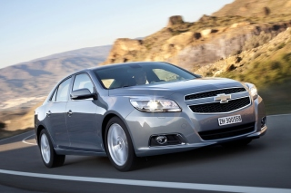 Chevrolet Malibu Background for Samsung I9080 Galaxy Grand