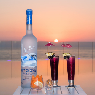 Grey Goose Vodka sfondi gratuiti per iPad 3