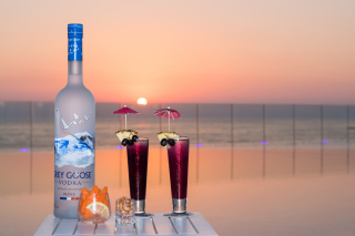 Free Grey Goose Vodka Picture for LG Optimus U