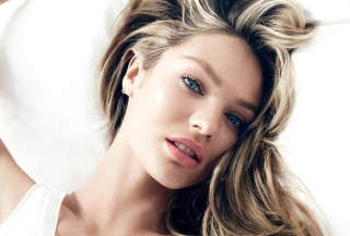 Candice Swanepoel Super Model Picture for Android, iPhone and iPad
