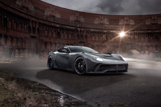 Ferrari F12 Berlinetta Berlinetta Background for Android, iPhone and iPad