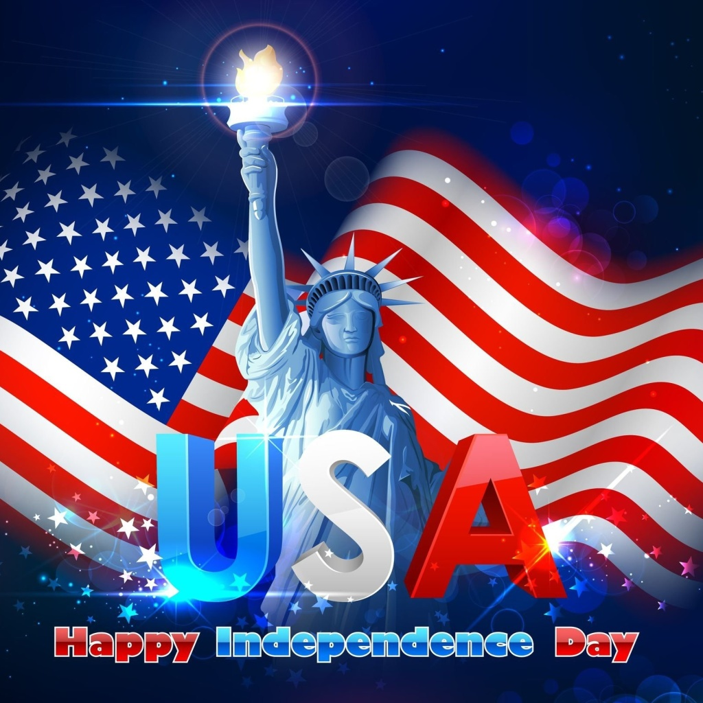 Screenshot №1 pro téma 4TH JULY Independence Day USA 1024x1024