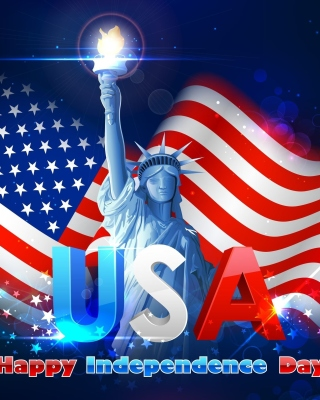 Free 4TH JULY Independence Day USA Picture for Nokia Lumia 505