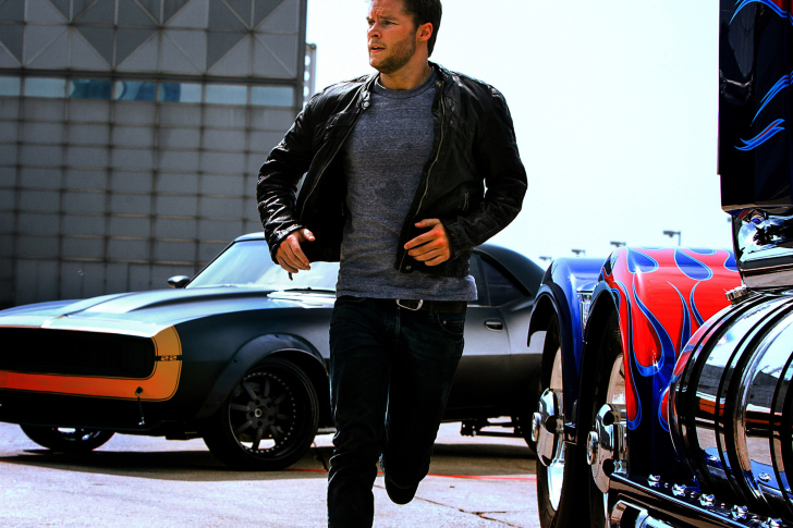 Jack Reynor in Transformers film wallpaper