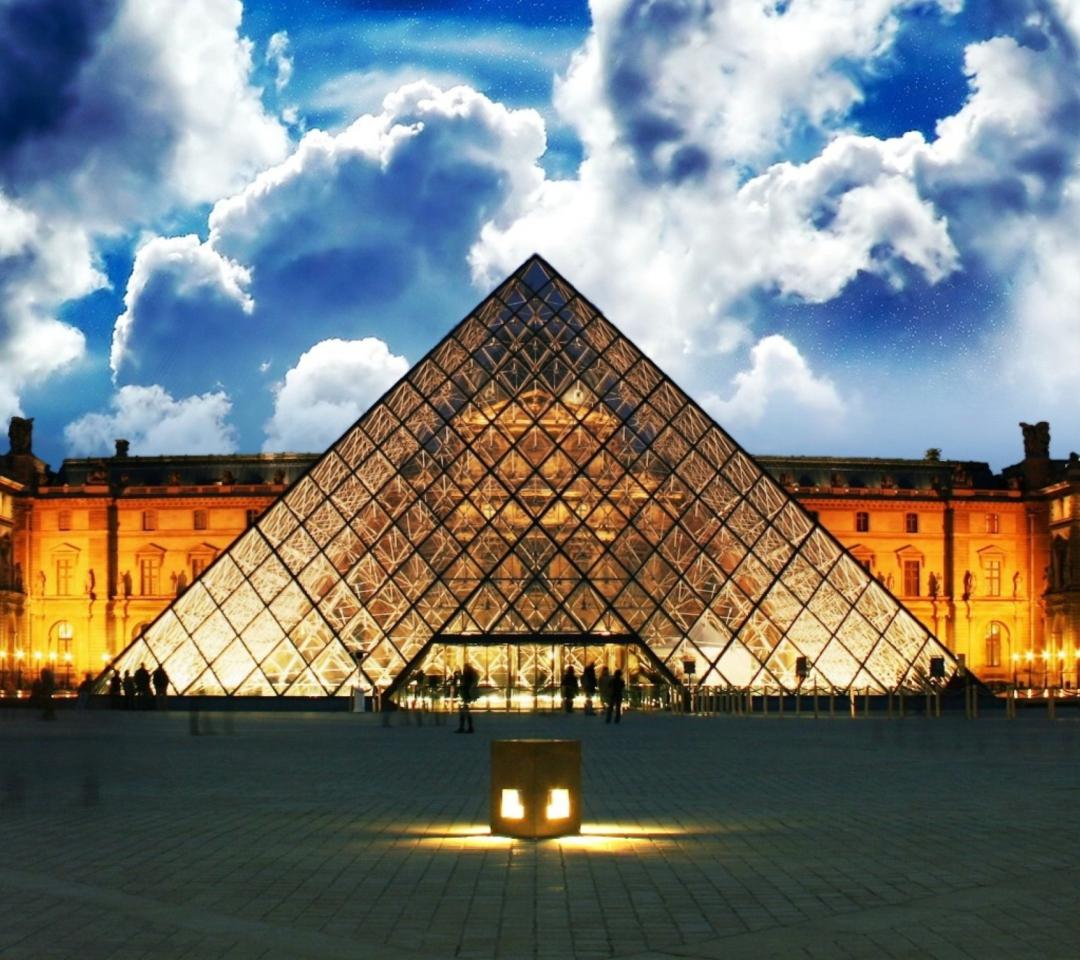Louvre Museum para Motorola RAZR XT910