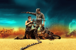 Mad Max Fury Road Picture for Android, iPhone and iPad