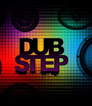 Dubstep Background for Nokia X3-02