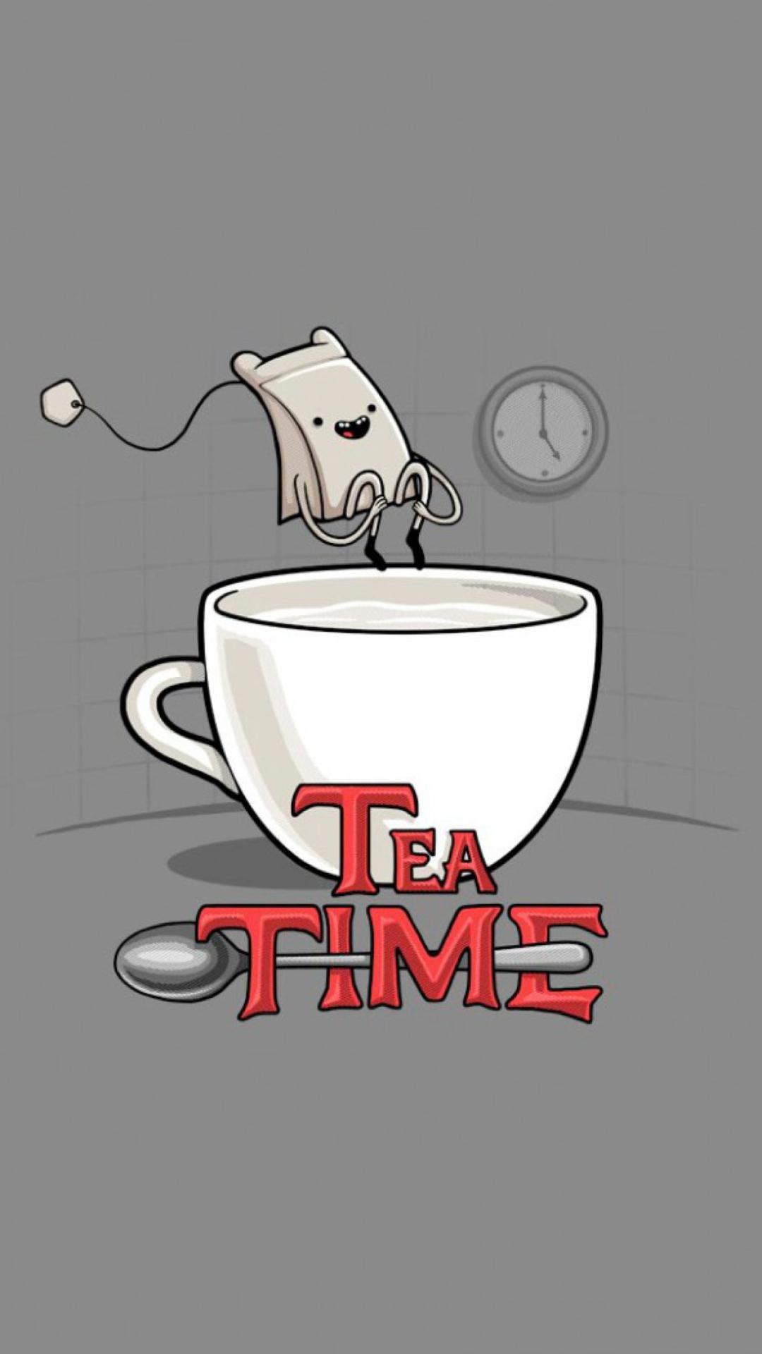Смешные картинки чая, открытки