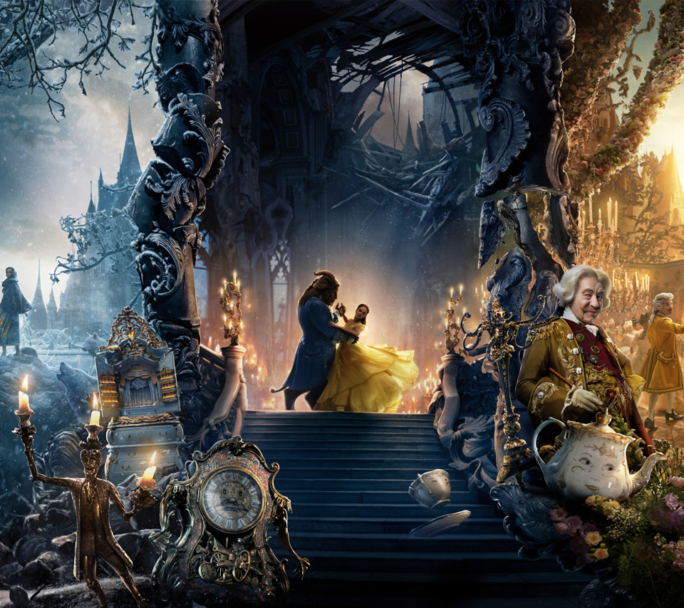 Screenshot №1 pro téma Beauty and the Beast Dance and Song 960x854