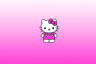 Hello Kitty Background for Desktop 1280x720 HDTV