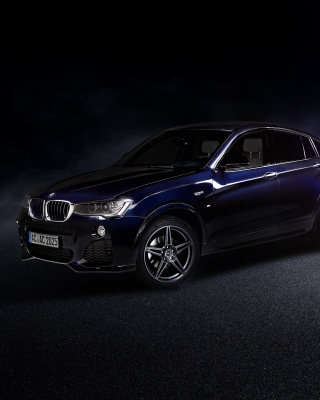 AC Schnitzer BMW X4 F26 Wallpaper for 480x800