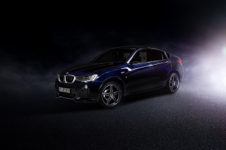 AC Schnitzer BMW X4 F26 Background for Android, iPhone and iPad