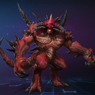 Heroes of the Storm Battle Video Game - Obrázkek zdarma pro 2048x2048