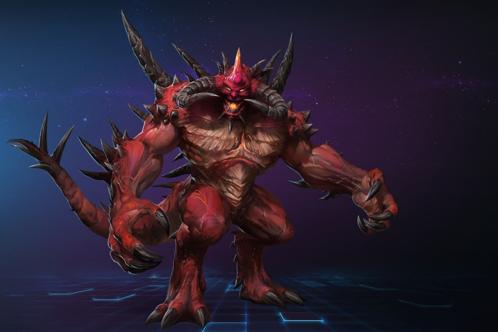 Heroes of the Storm Battle Video Game screenshot #1