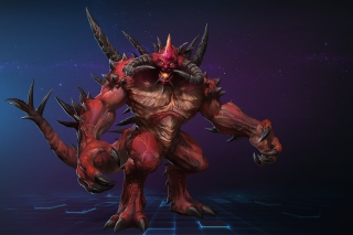 Heroes of the Storm Battle Video Game - Obrázkek zdarma pro Samsung Galaxy Note 3