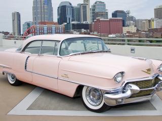 1956 Cadillac Series 62 – Classic Car para Nokia Asha 201