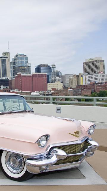 1956 Cadillac Series 62 – Classic Car for Nokia C5-05