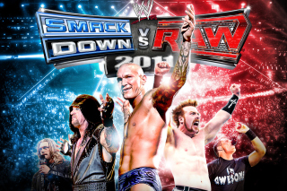 Smackdown Vs Raw - Royal Rumble - Obrázkek zdarma
