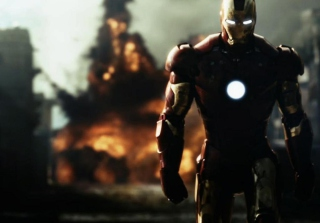 Free Iron Man Picture for Android, iPhone and iPad