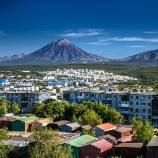Kamchatka sfondi gratuiti per iPad Air