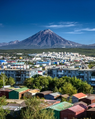 Kamchatka Wallpaper for iPhone 6 Plus