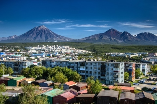 Kamchatka Wallpaper for Widescreen Desktop PC 1920x1080 Full HD