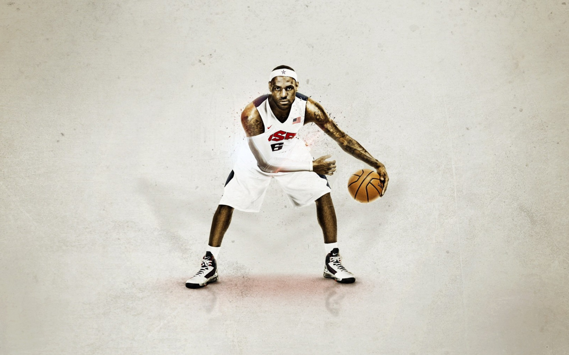 Nike Nba Marvel Wallpaper: Nike USA Basketball Wallpaper For Widescreen Desktop PC