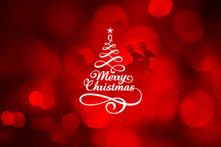 HD Merry Christmas Background for Android, iPhone and iPad
