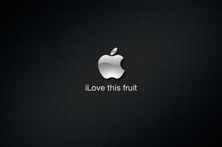 Kostenloses I Love This Fruit Wallpaper für Android, iPhone und iPad